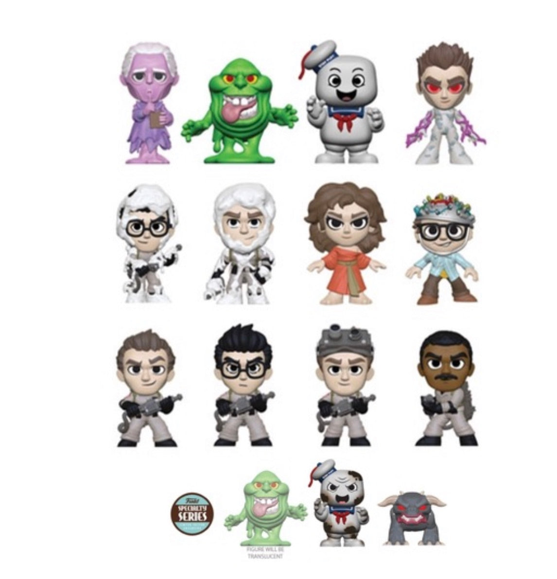 Mystery Minis: Movies - Ghostbusters (Specialty Series) Case of 12