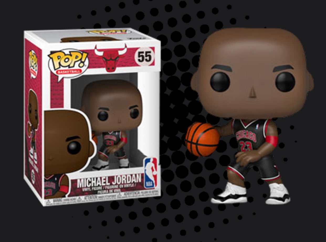 Michael Jordan -NBA-FunkoPop!Fanatics Exclusive(Preorder)