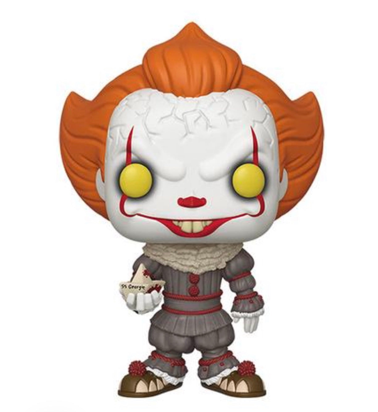 IT CHAPTER 2 FUNKO POP! PENNYWISE (WITH BOAT) 10IN (PRE-ORDER)
