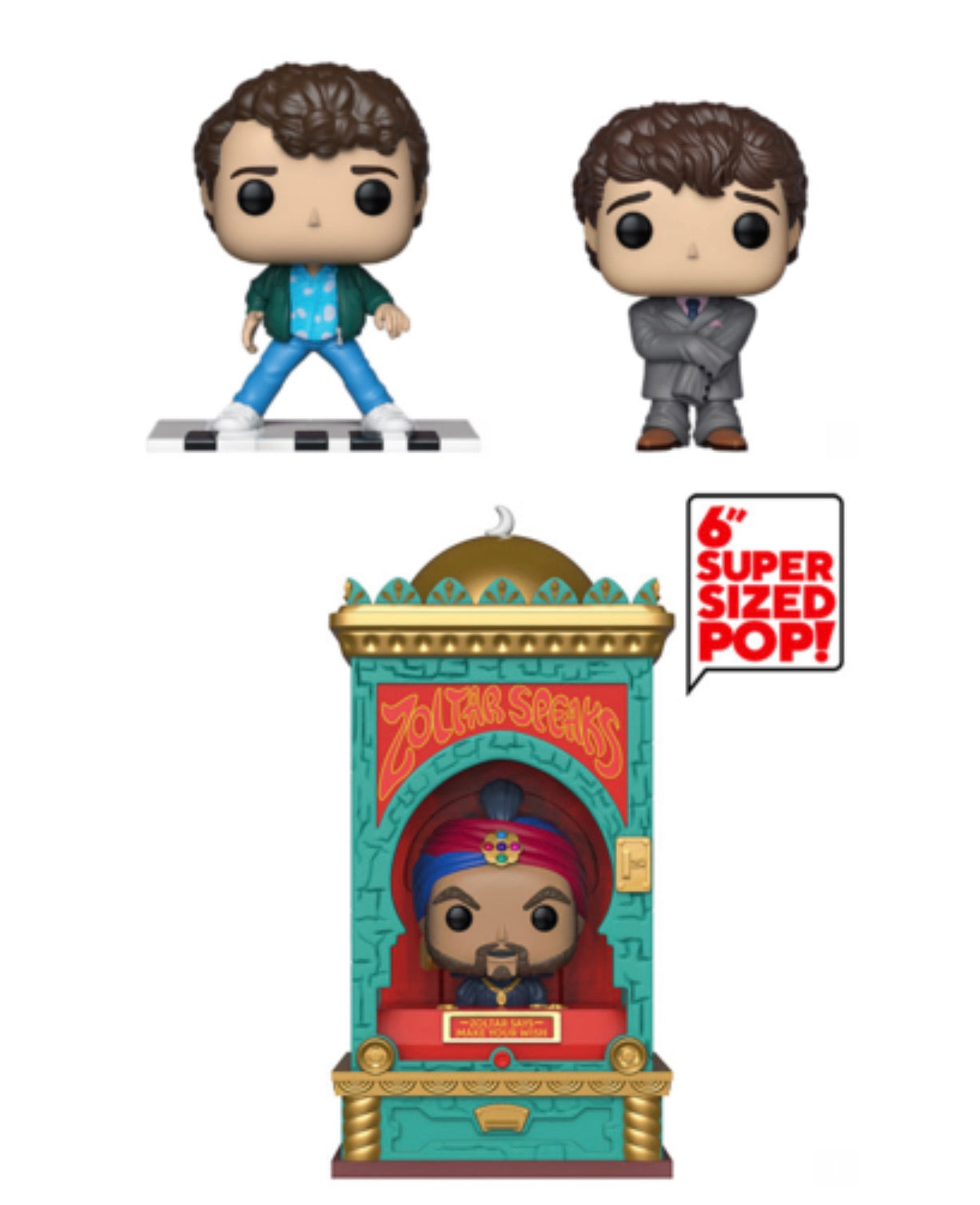 POP! MOVIES - BIG FUNKO POP! COMPLETE SET OF 3 (PRE-ORDER)