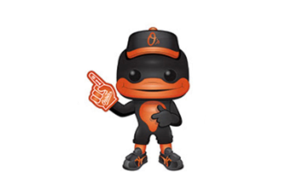 MLB MASCOT FUNKO POP! THE ORIOLE BIRD (ORIOLES) (PRE-ORDER)