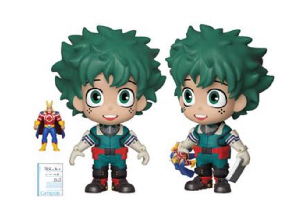 Five Star My Hero Academia Deku