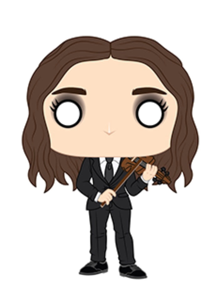 POP Television Umbrella Academy Vanya Hargreeves Funko POP