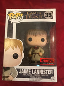 "Hot Topic Exclusive Jaime Lannister ""Golden hand"" LC2"