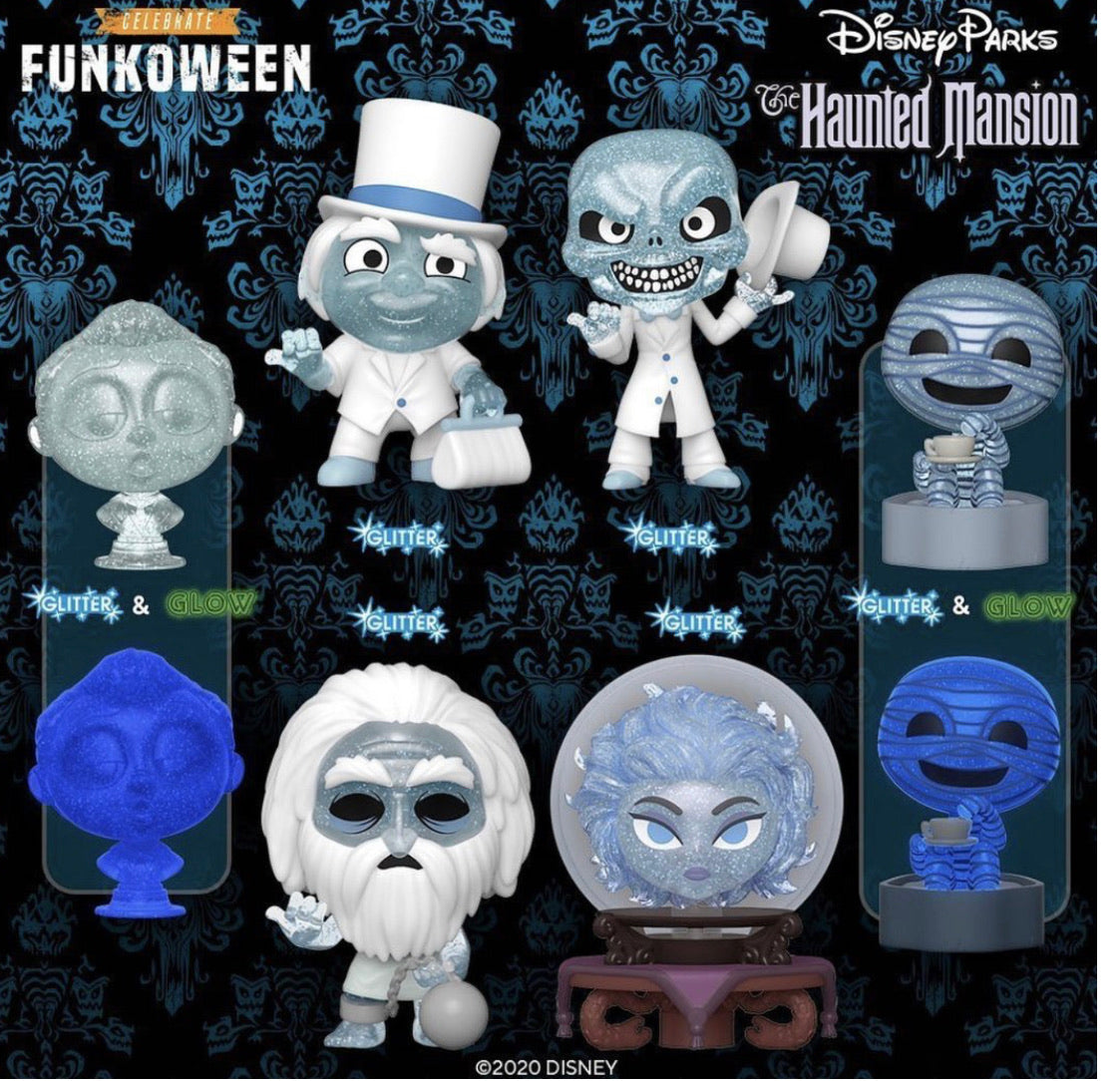 Mini Vinyl Figures: Disney - Haunted Mansion(PREORDER)