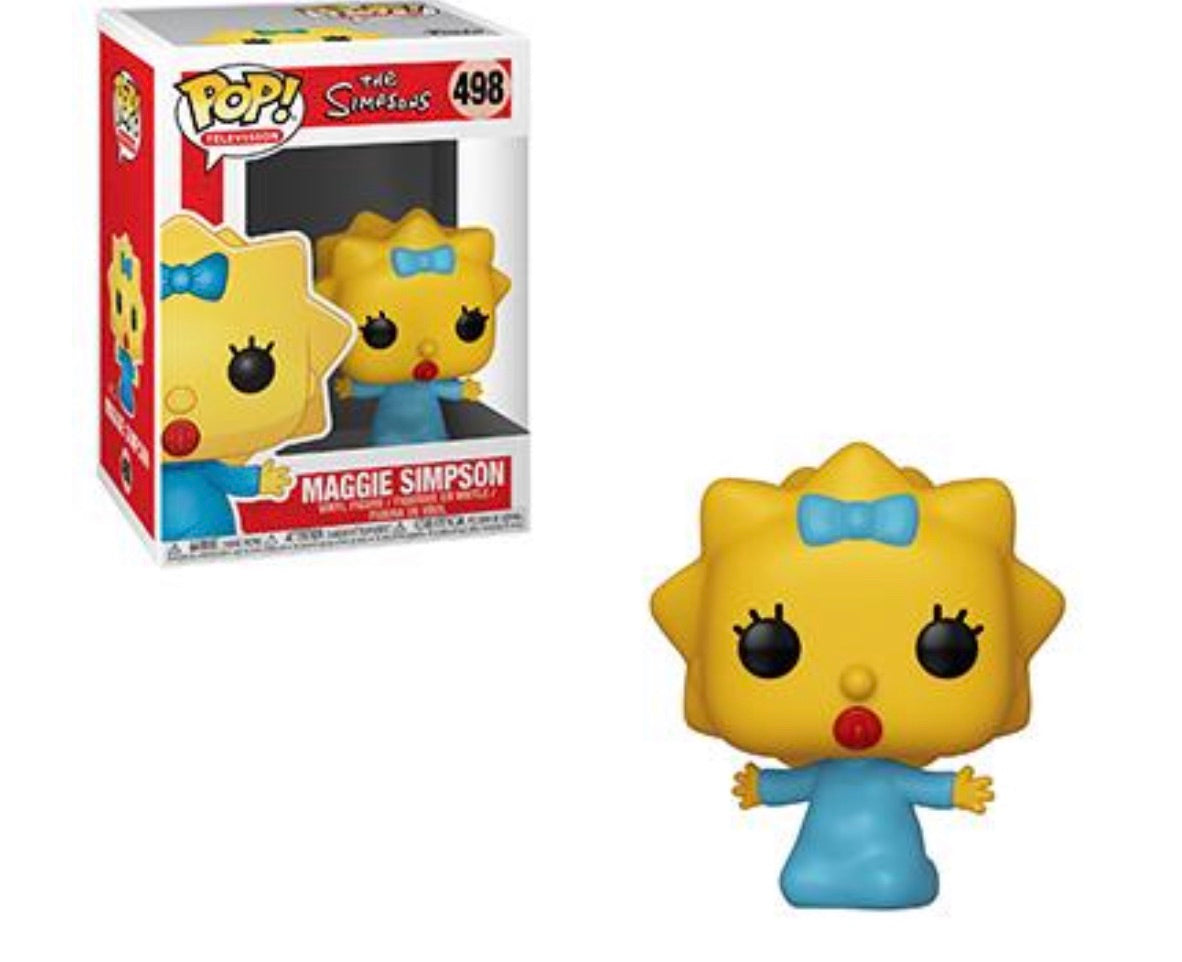 (Preorder) Pop! The Simpsons Maggie Simpson