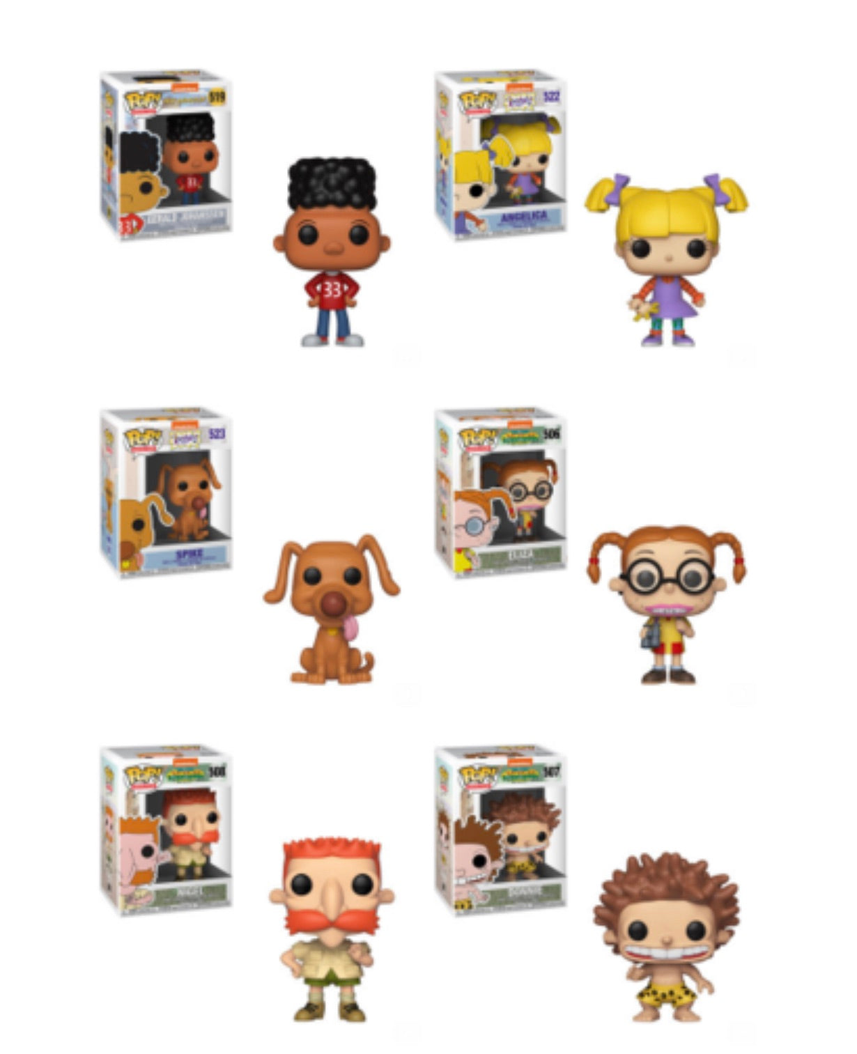 Pop! Animation: '90s Nick(Preorder)