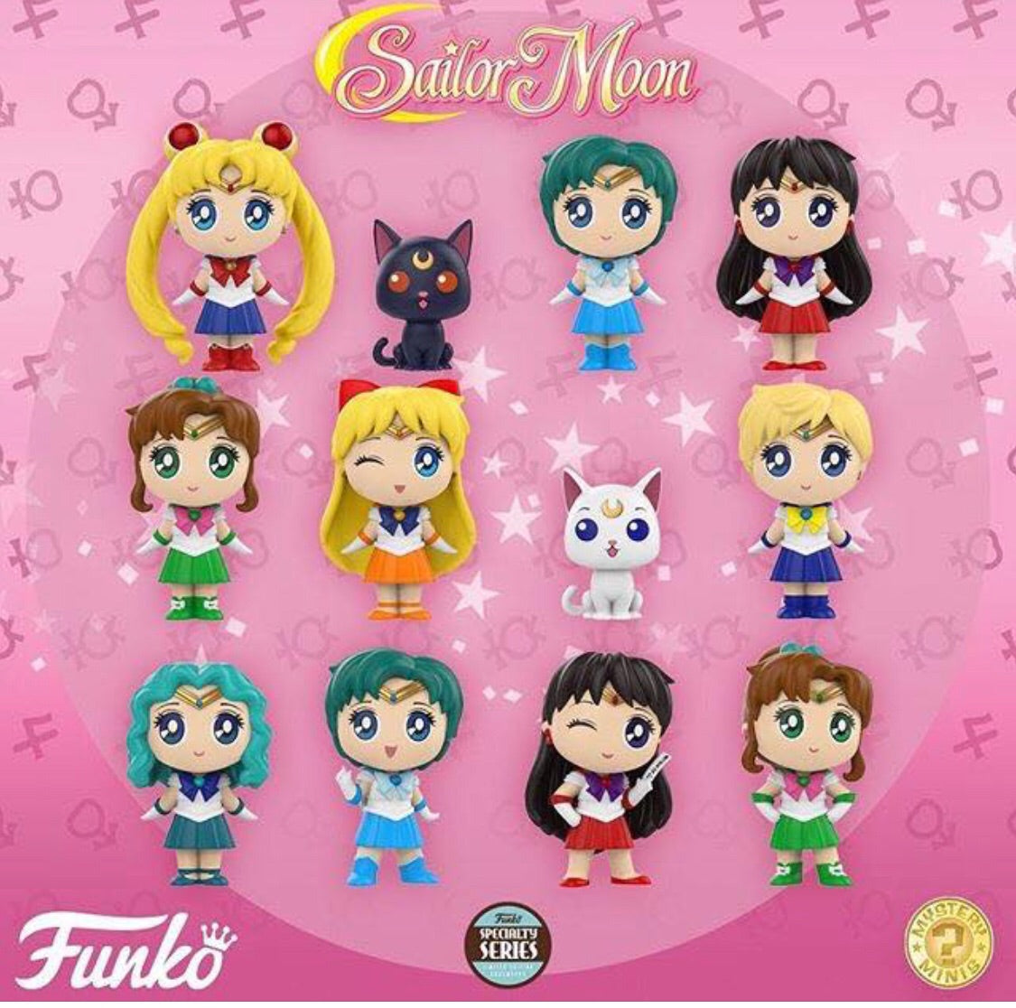 Mystery Mini - Sailor Moon (Specialty Series Exclusive)