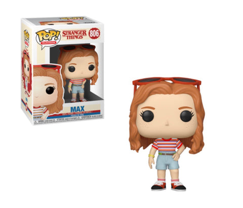Funko Pop! Stranger Things Max Mayfield Vinyl Figure