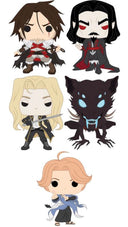 (Preorder) Pop! Animation: Castlevania Set of 5