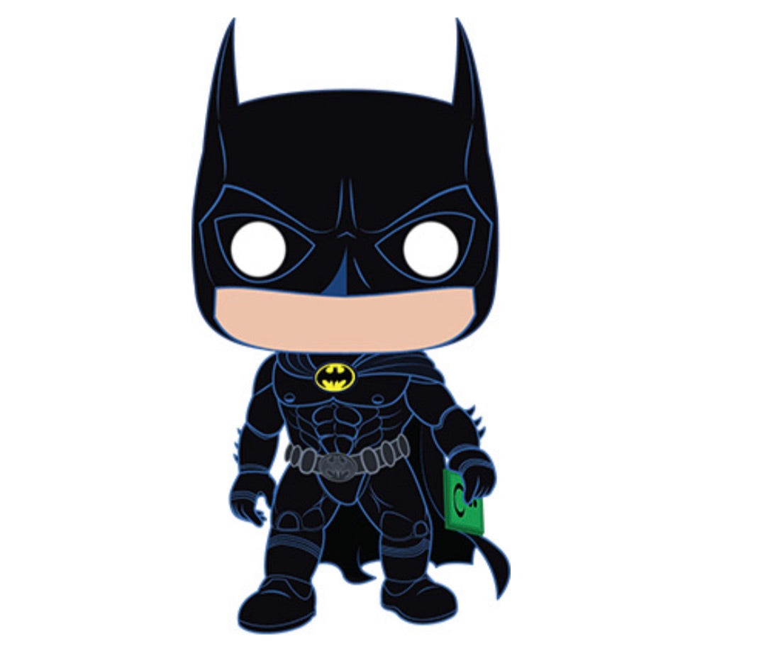 (Preorder) POP! HEROES: BATMAN'S 80TH - BATMAN (1995)