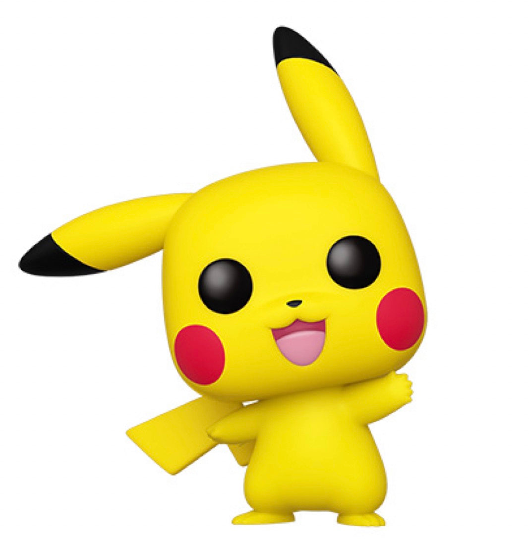 POP! GAMES - POKÉMON PIKACHU(PREORDER)