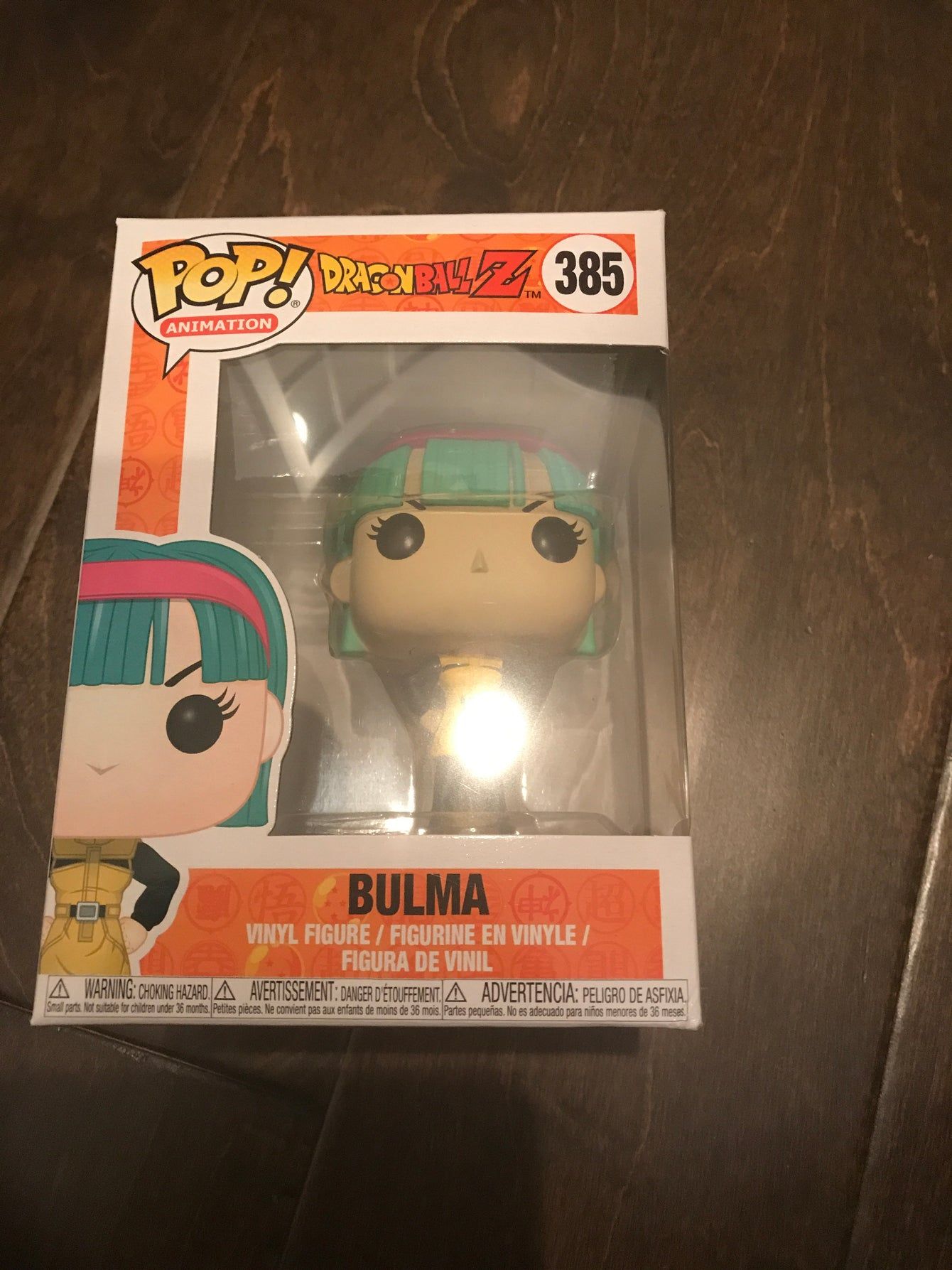 Bulma mint condition LC3