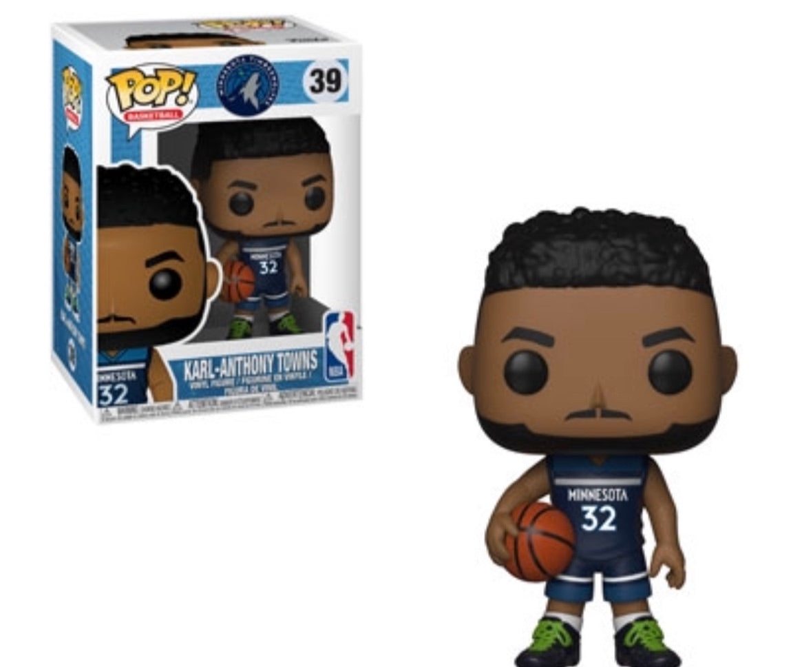 Pop! NBA Karl-Anthony Towns(Preorder)