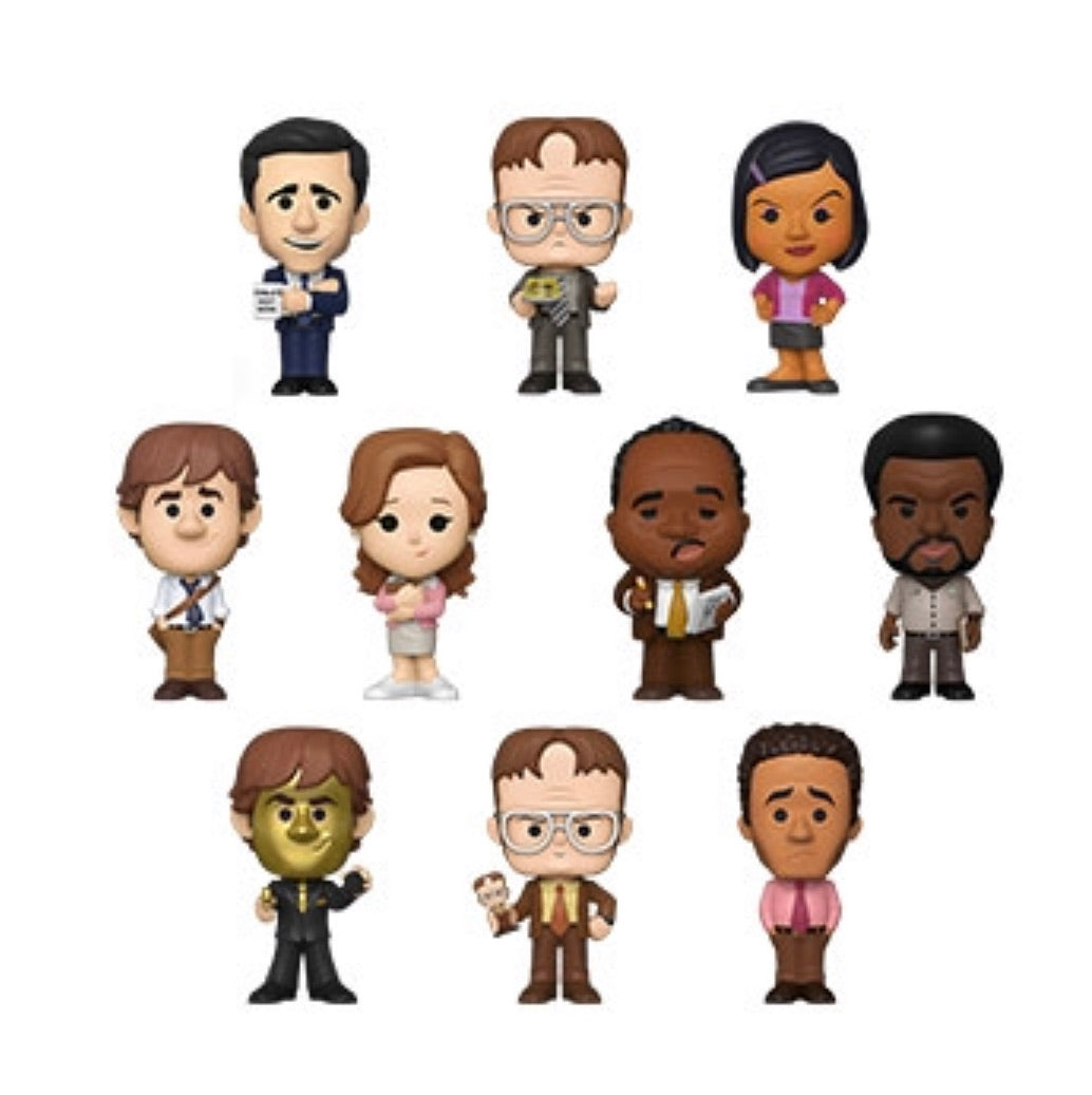 (PREORDER) THE OFFICE MYSTERY MINIS