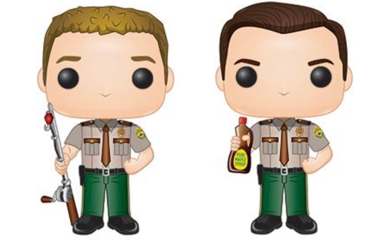 (Preorder)Pop!Movie Super Troopers Set of 2