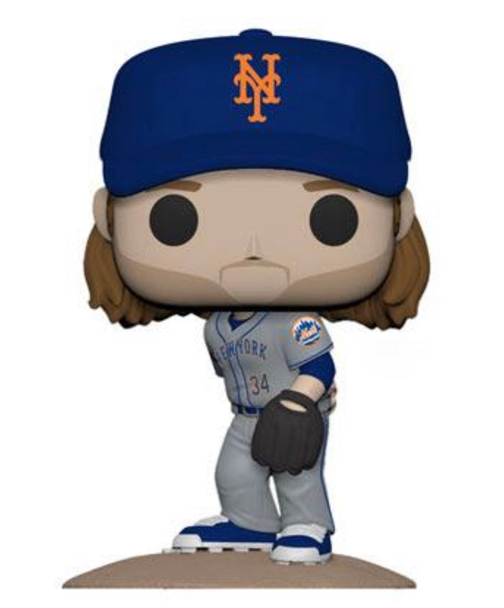 MLB FUNKO POP! NOAH SYNDERGAARD (ROAD) (PRE-ORDER)