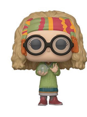 HARRY POTTER FUNKO POP! PROFESSOR SYBILL TRELAWNEY (PRE-ORDER)