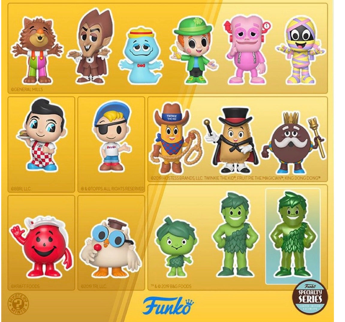 PRE-ORDER - MM: Mystery Mini, Ad Icon Box of 12