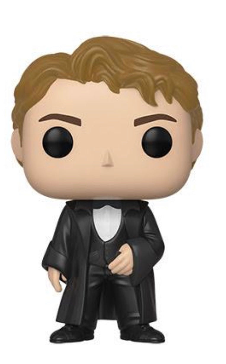 HARRY POTTER FUNKO POP! CEDRIC DIGGORY (YULE BALL) (PRE-ORDER)