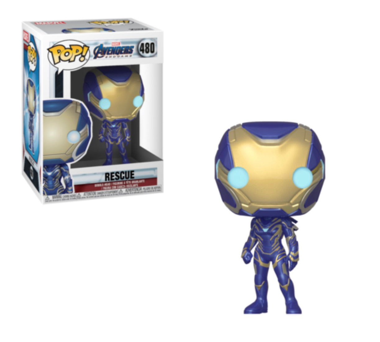 AVENGERS ENDGAME FUNKO POP! RESCUE #480 (IN Stock)