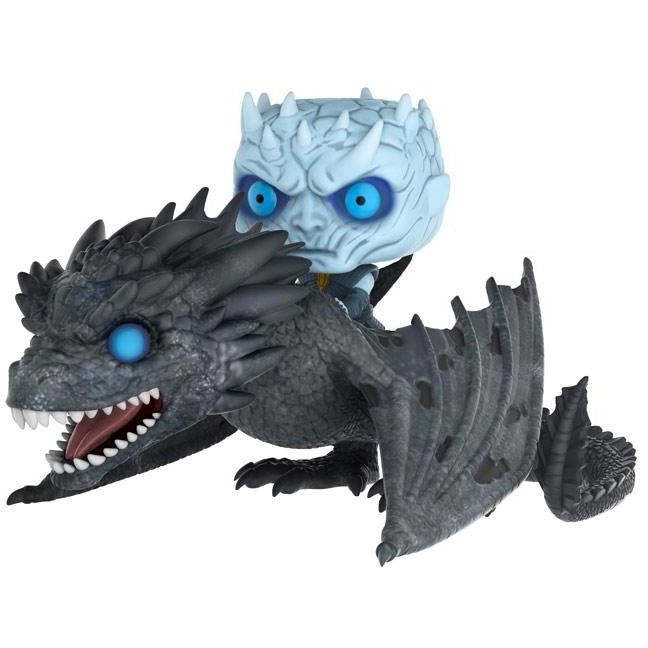 Night King on Viserion