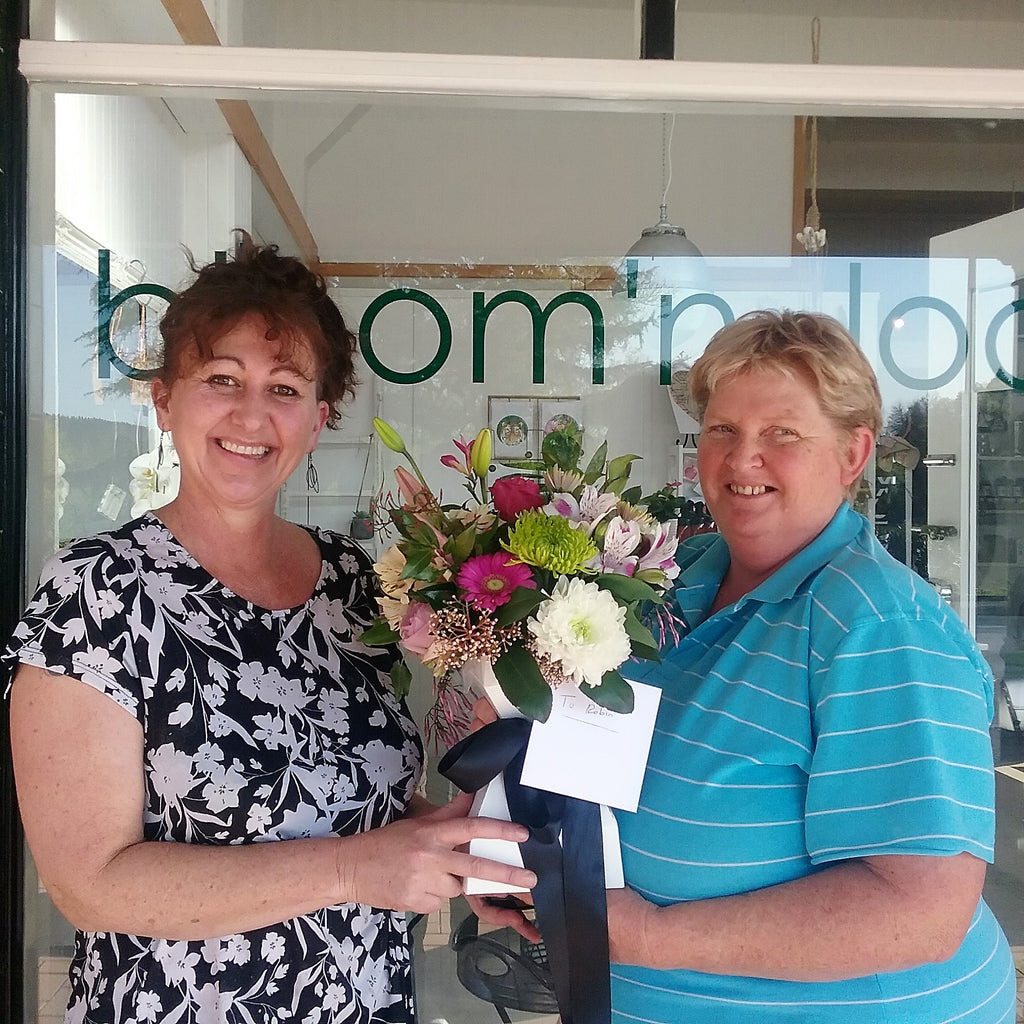 September's bloom'n good sort is Robin Zeilstra