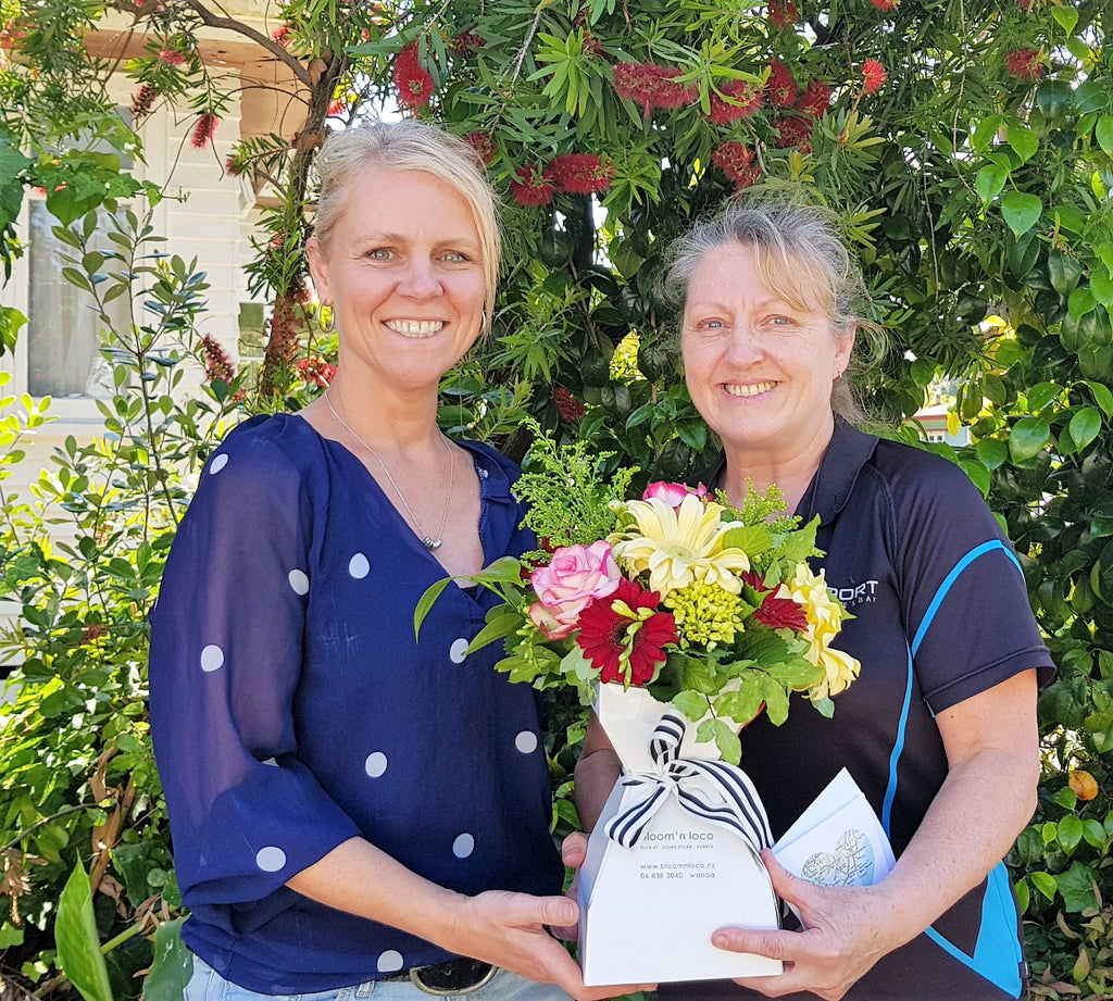 November's bloom'n good sort is Denice Gasson