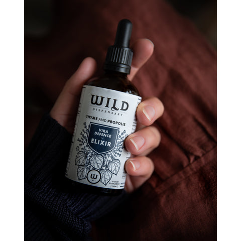 defence elixir by wild dispensary