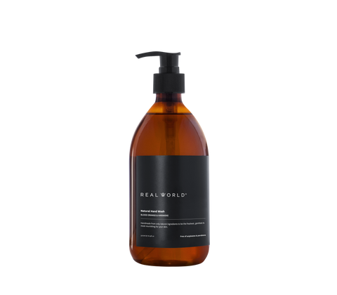 blood orange and harakeke hand wash by Real World