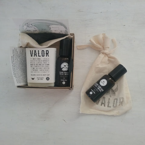 Valor Beard products