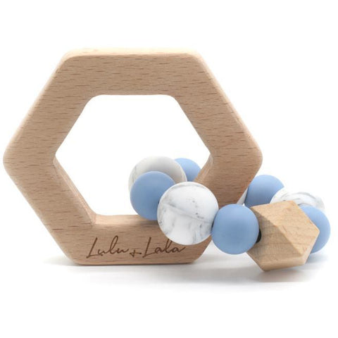 lennox - non toxic teethers by Lulu + Lala