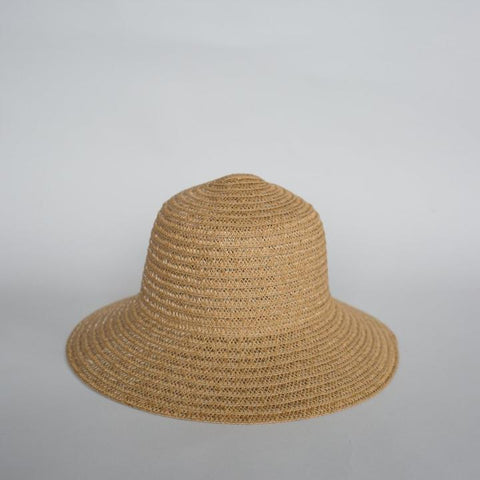 natural so shady hat by Sophie