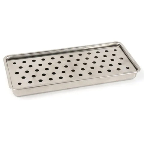 soap tray - stainless steel