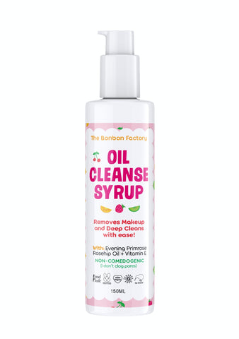 oil cleansing syrup