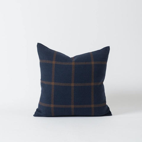bento woven linen cushion cover