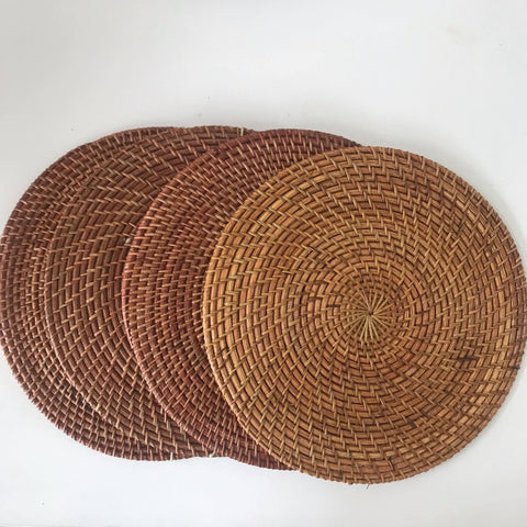 lombok antik brown placemat