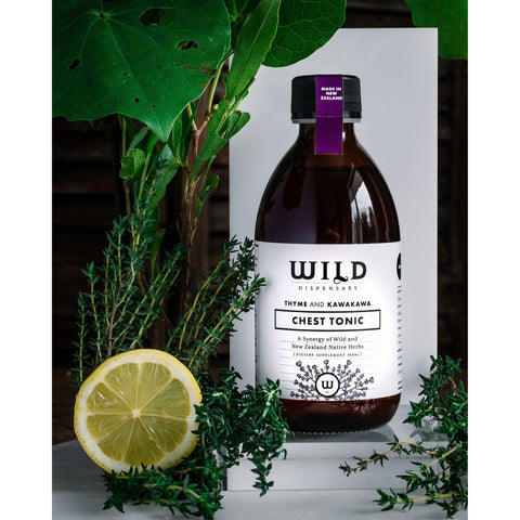 chest tonic by wild dispensary