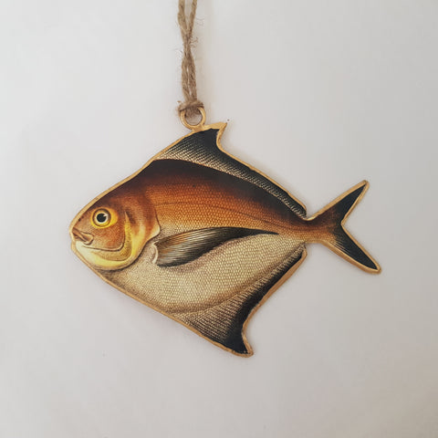enamel fish