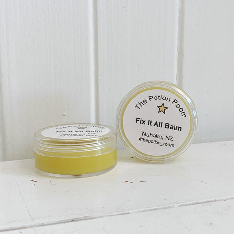 locally made fix it all balm
