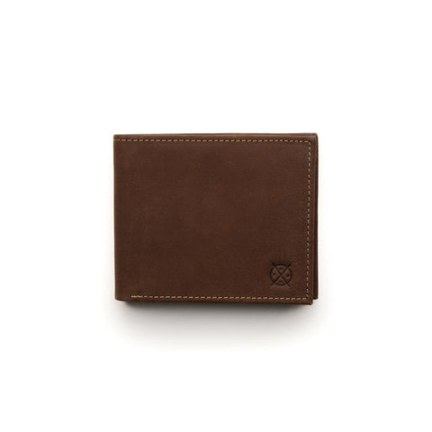 henry leather wallet from stitch and hide