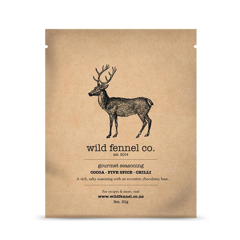 wild fennel gourmet deer seasoning