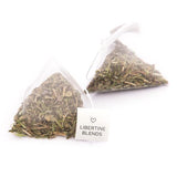 organic tea - minty Ohm tea temples