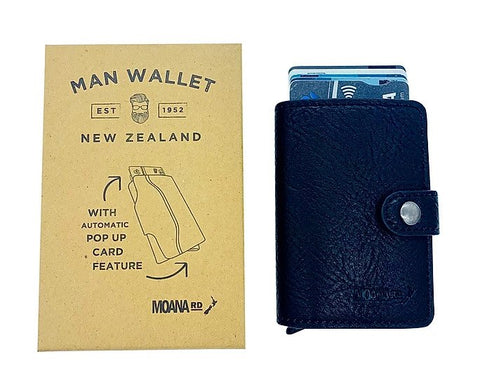 men's pop up wallet