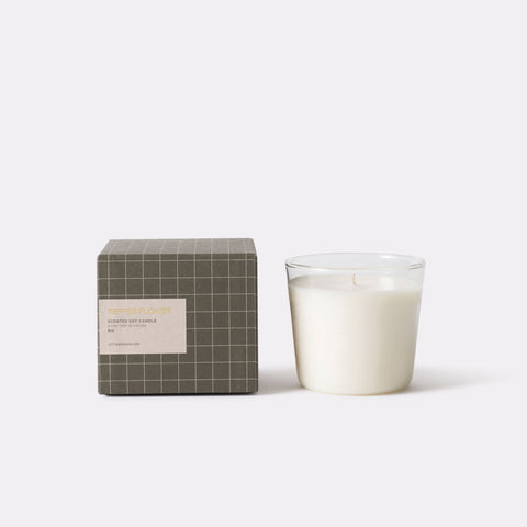 pepper flower soy candle from Citta