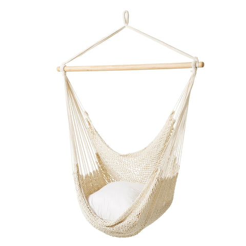 Sway hanging chair