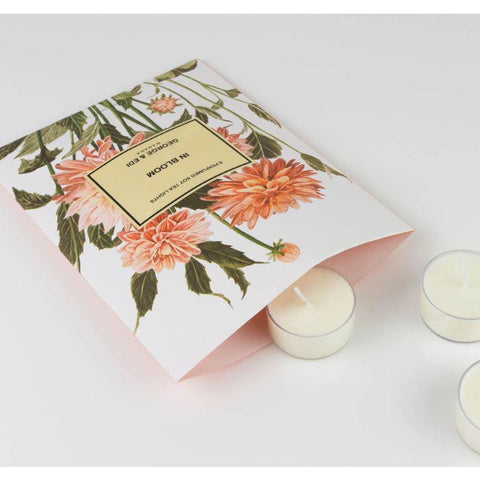 Soy Tealight Candle pack from George & Edi