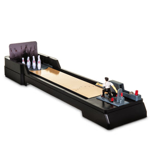 Tabletop Ten-Pin Table Bowling Alley Game