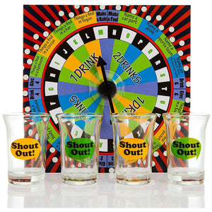 Shout For A Shot Drinking Game