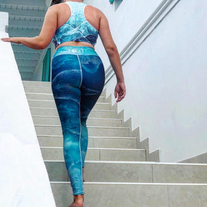 Ocean Whisper -  Underwater / Sport Leggings